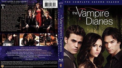Дневники вампира / The Vampire Diaries (2009 - 2017)
