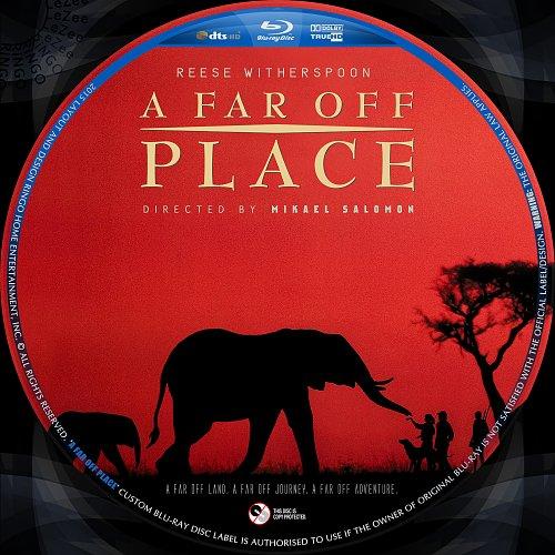 В плену песков / Далеко отсюда / Сквозь Калахари / A Far Off Place (1993)