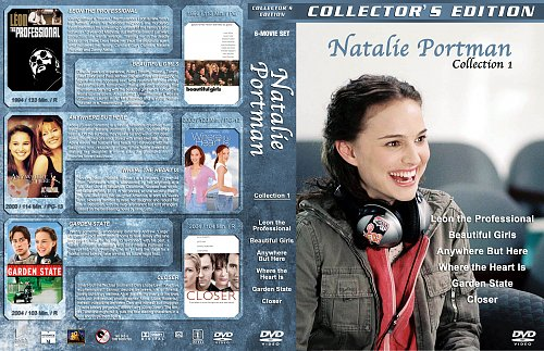 Натали Портман. Коллекция №1 / Natalie Portman. Collection №1 (1994 - 2004)