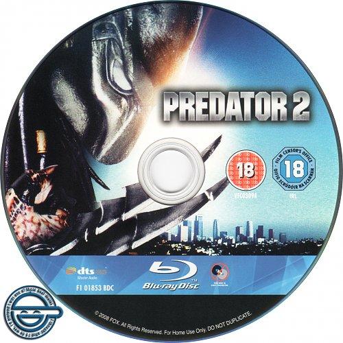 Хищник. Трилогия / Predator. Trilogy (1987, 1990, 2010)