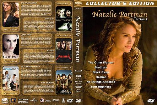 Натали Портман. Коллекция №3 / Natalie Portman. Collection №3 (2009 - 2010)