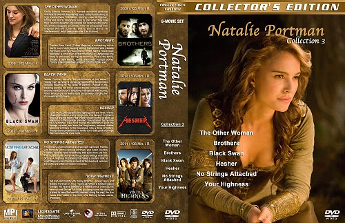 Натали Портман. Коллекция №3 / Natalie Portman. Collection №3 (2009 - 2010)