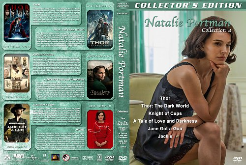 Натали Портман. Коллекция №4 / Natalie Portman. Collection №4 (2011 - 2016)