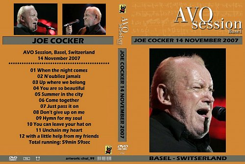 Joe Cocker - AVO Session (2007)