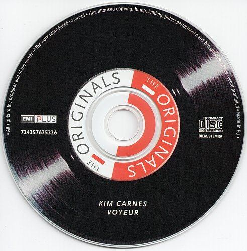 Kim Carnes - Voyeur (1982)