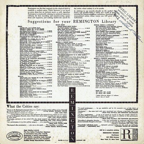 Lydia Ibarrondo - Songs Of Spain (1958)