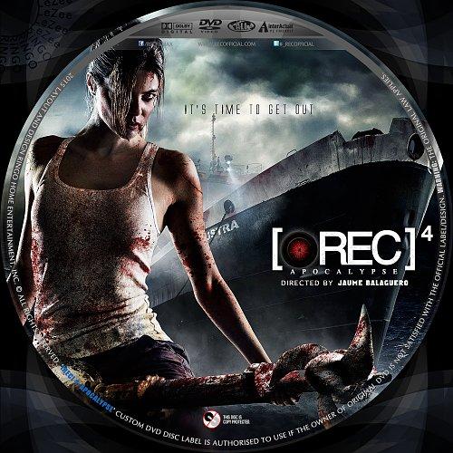 Репортаж: Апокалипсис / [REC] 4: Apocalipsis (2014)
