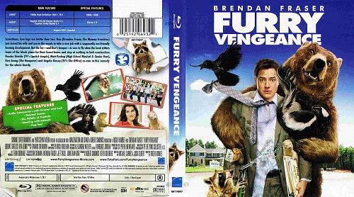 Месть пушистых/ Furry Vengeance 2010