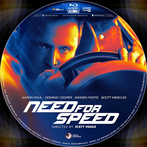 Need for Speed: Жажда скорости / Need for Speed (2014)