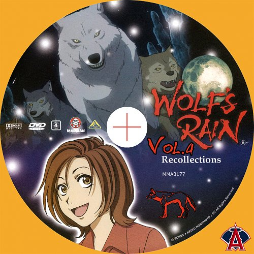 Волчий дождь / Wolf's Rain (2003 - 2004)