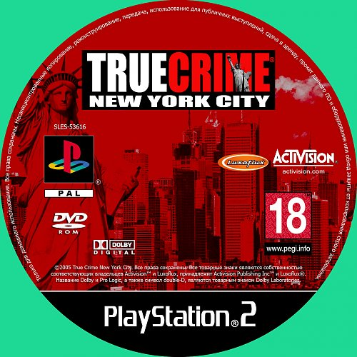 True Crime New York City - RusText