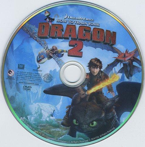 Как приручить дракона 2 / How To Train Your Dragon 2 (2014)
