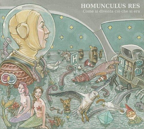 Homunculus Res – Come Si Diventa Cio' Che Si Era (2015)