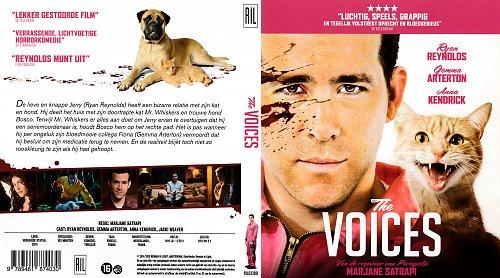 Голоса / The Voices (2014)