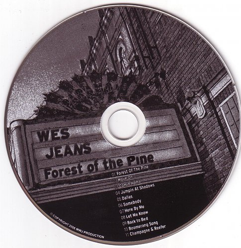 Wes Jeans - Forest Of The Pine (2006)