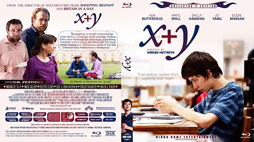 X+Y / A Brilliant Young Mind / X+Y (2014)