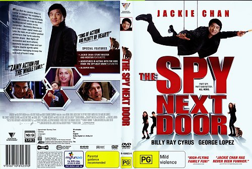 Шпион по соседству / The Spy Next Door (2010)