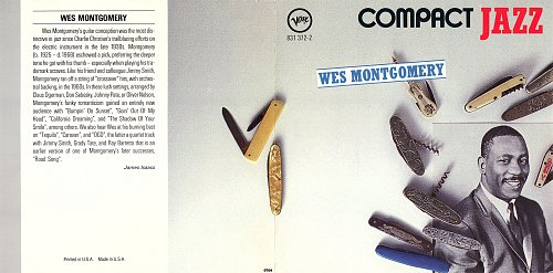 Wes Montgomery - Compact Jazz [Serie] (1987)