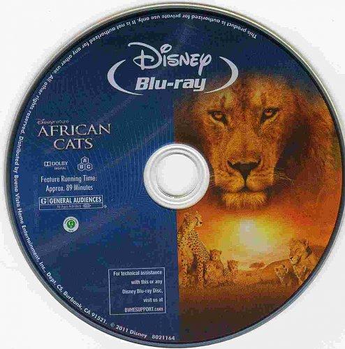 Африканские кошки: Королевство смелости / African Cats (2011)