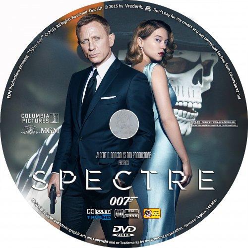 007: Спектр / Spectre (2015)