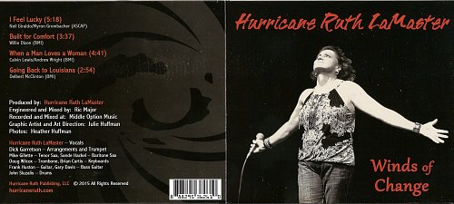 Hurricane Ruth LaMaster - Winds of Change (2015)