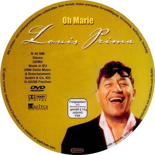 Louis Prima - Oh Marie (2008)