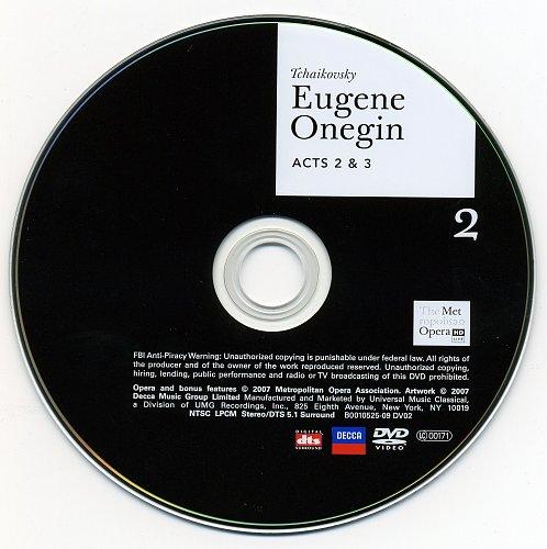 Чайковский Пётр - Евгений Онегин / Pyotr Tchaikovsky - Eugene Onegin (2007)