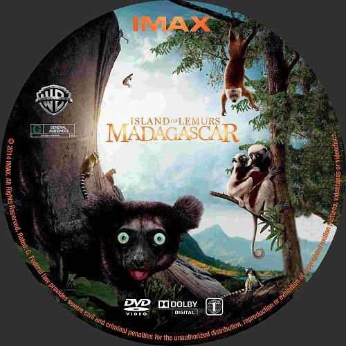 Остров лемуров: Мадагаскар / Island of Lemurs: Madagascar (2014)