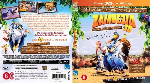 Замбезия / Zambezia (2012)