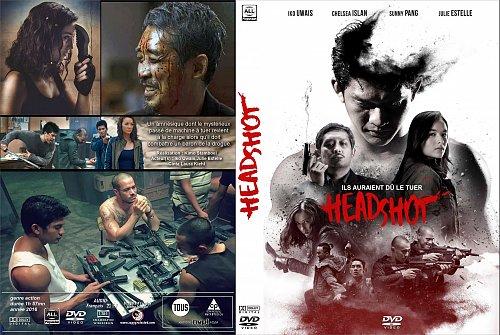 Рейд: Пуля в голове / Headshot (2016)
