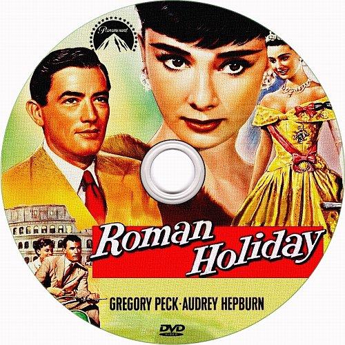 Римские каникулы / Roman holiday (1953)