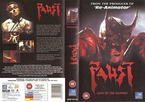 Faust: Love of the Damned / Фауст: Любовь проклятого (2000)
