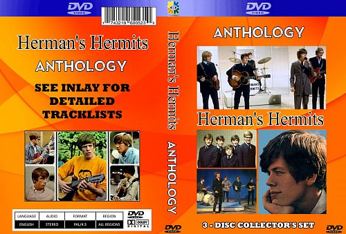 Herman's Hermits - Anthology (2016)