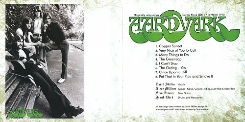 Aardvark - Aardvark (1970)