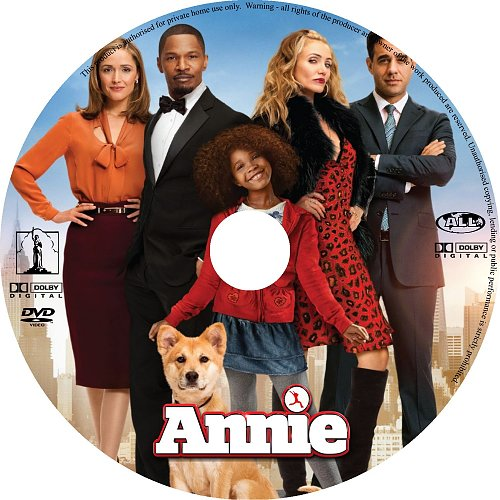 Энни / Annie (2014)