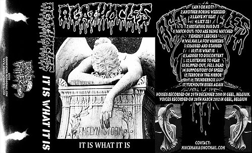 Agathocles - It Is What It Is (2010/2012/2014 GrindFather Productions, UK)