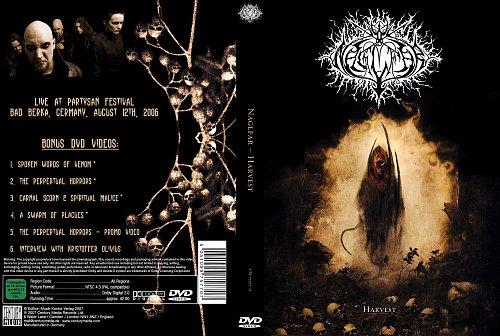 Naglfar - Harvest (2007)