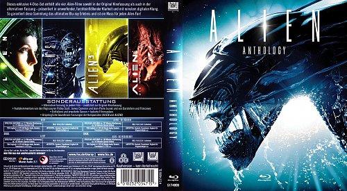 Чужой. Антология / Alien. Anthology (1979 - 1997)