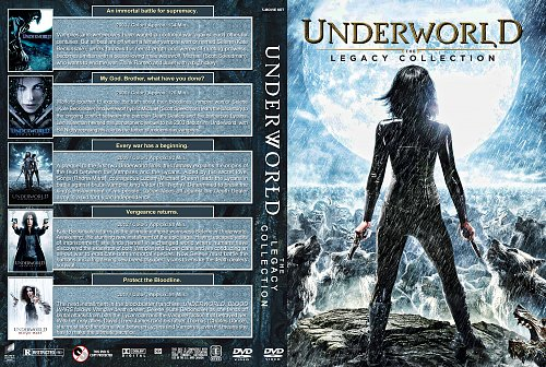 Другой мир. Антология / Underworld. Anthology (2003 - 2016)