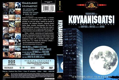 Кояанискатси / Koyaanisqatsi (1982)