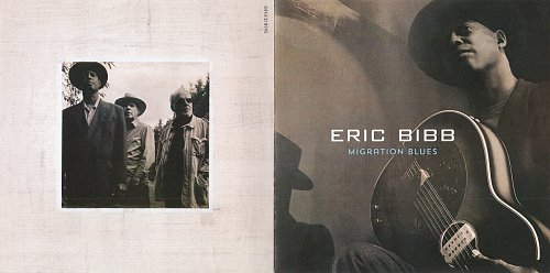 Eric Bibb - Migration Blues (2017)