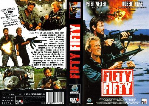 Fifty/Fifty / Пятьдесят на пятьдесят (1992)