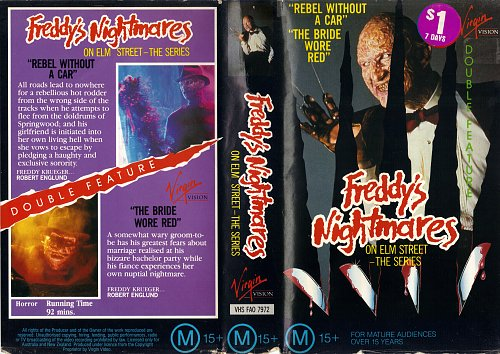 Freddy's Nightmares / Кошмары Фредди (1988)