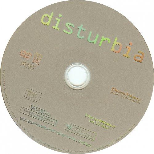 Паранойя / Disturbia (2007)