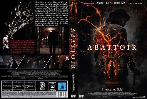 Абатуар. Лабиринт страха / Abattoir (2016)
