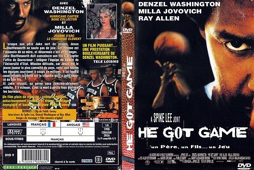 Его игра / He Got Game (1998)