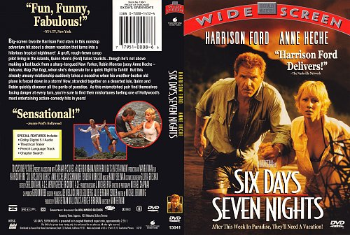 Шесть дней, семь ночей / Six Days Seven Nights (2006)