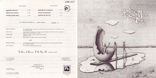 Kaputter Hamster - Kaputter Hamster (1974)