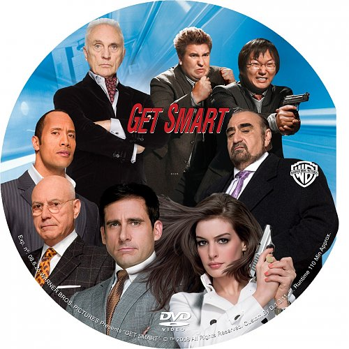 Напряги извилины / Get Smart (2008)