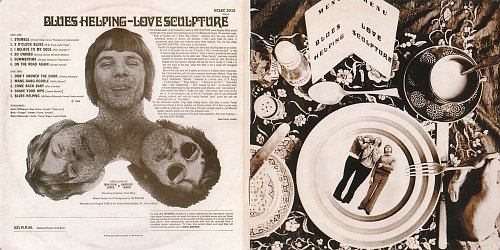 Love Sculpture - Blues Helping (1968)